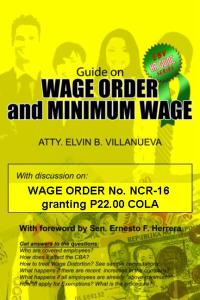 Guide to Wage Order and Minimum Wage Law in the Philippines